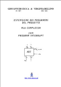 Estensione del Progetto ALU Complessa con Programmi